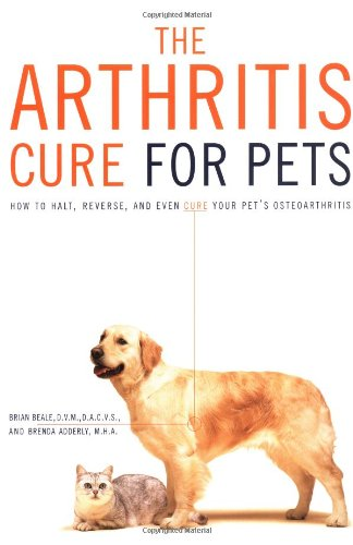Arthritis Cure For Pets Book