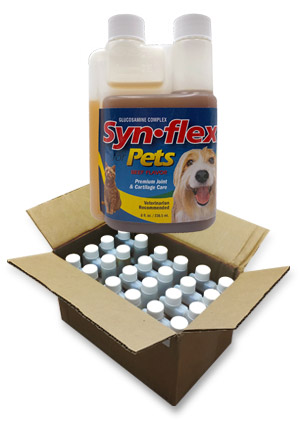 Synflex for Pets Beef Case (12 Bottles)