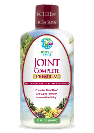 Other Glucosamine Product - Tropical Oasis