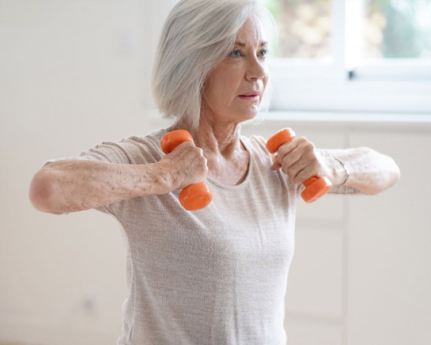 Exercise and Healing Osteoarthritis